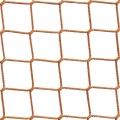 Siatki Toruń - Szurkowa siatka na kort tenisowy Siatka na ogrodzenie kortu tenisowego wykonana z polipropylenu PP pozwoli na zatrzymanie wszystkich pędzących z dużymi prędkościami piłeczek do tenisa. Ogrodzenie boiska na kort stanowi podstawę zabezpieczenia w takich właśnie sprawach i powoduje, że kort tenisowy staje się miejscem jeszcze bezpieczniejszym w rozgrywkach sportowych jak również w przypadku gry rekreacyjnej. Oczko siatki 4,5x4,5cm. Sznurek o grubości 3mm.